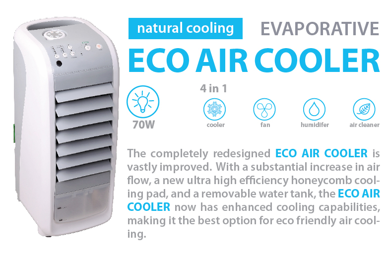 floater ice air cooler manual